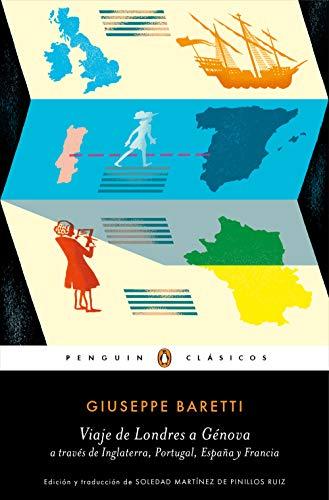 Viaje de Londres a Génova a Través de Inglaterra, Portugal, España y Francia (Penguin Clásicos)