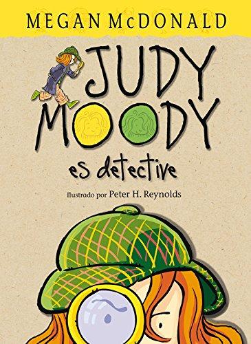 Judy Moody Es Detective (judy Moody 13) - Megan ; Reynolds, Peter; Hermoso Oliveras, Julio Ignacio Mcdonald - Ediciones Alfaguara